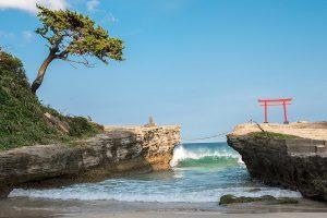 Japan, Strand
