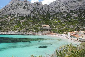 Calanque de Sormiou, Marseille, Provence, Frankreich