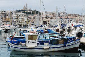 Marseille, Hafen