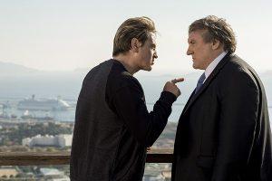 Szenenfoto Marseille, Gerard Depardieu als Bürgermeister Taro
