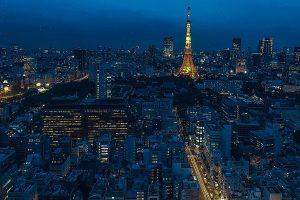 Tokio, Skyline