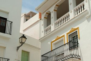 Haus, Andalusien