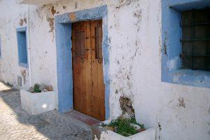 Ibiza, Haus, Gasse