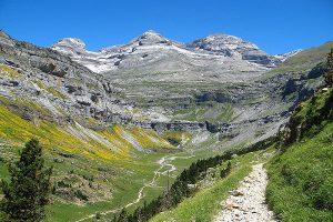 Monte Perdido, Pyrenäen, Spanien