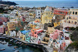 Italien, Procida, Golf von Neapel