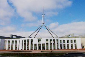 Australien, Canberra, Parlament