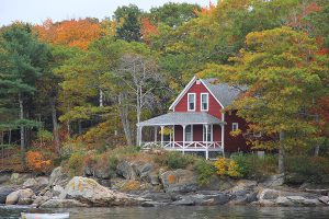 Sommerhaus, USA, Maine