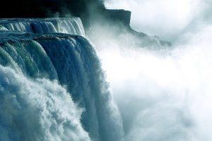 Niagarafälle, Kanada, USA