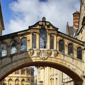 England, Oxford, Seufzerbrücke