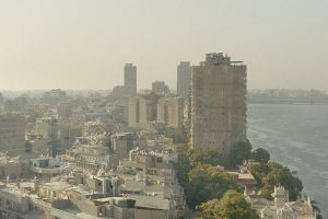 Szenenfoto - Die Nile Hilton Affäre