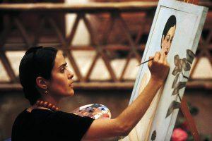 Szenenbild - Frida