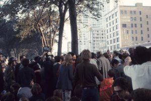 Grant Park, Chicago 1968