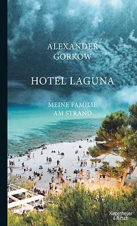 Hotel Laguna, Buchcover