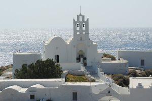 Sifnos, Kirche