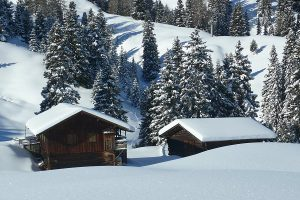 Südtirol, Berge