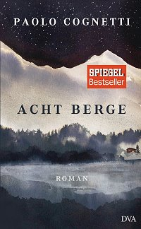 Buchcover: Acht Berge, Paolo Cognetti
