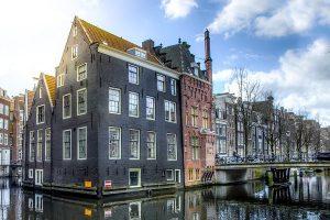 Amsterdam, Häuser