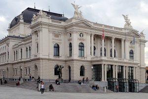Zürich, Opernhaus