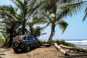 Strand, Costa Rica