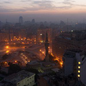 Kairo, Tahrirplatz