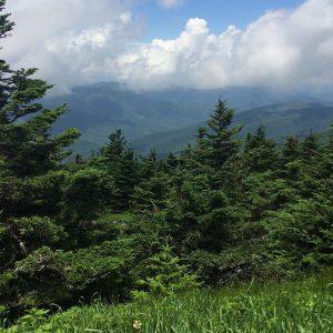 North Carolina, Black Mountains