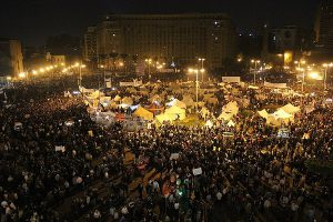 Kairo, Tahrir Platz im November 2012