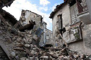 Erdbeben in L'Alquila