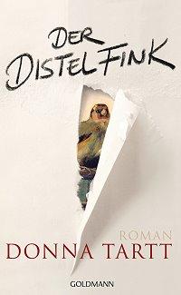 Der Distelfink, Buchcover