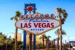 Las Vegas, Schild