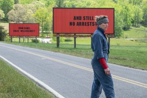 Szenenbild - Three Billboards Outside Ebbing, Missouri
