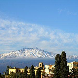Taormina, Sizilien, Italien