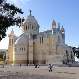 Algier, Kirche