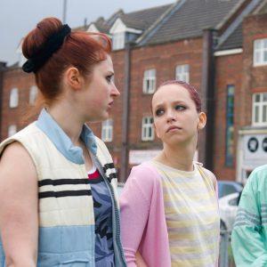 Szenenbild - Three Girls