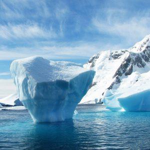 Arktis, Eisberg