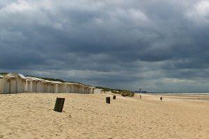 Belgien, Nordsee