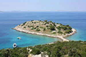 Kroatien, Insel