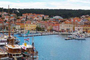 Kroatien, Hafen