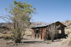 Barker Ranch, Death Valley