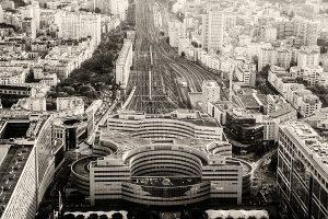 Paris, Montparnasse