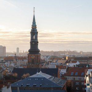 Kopenhagen, City