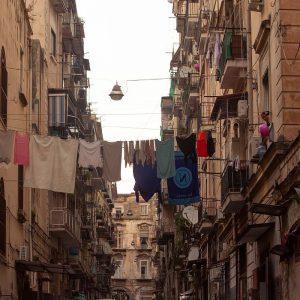 Neapel, Straße