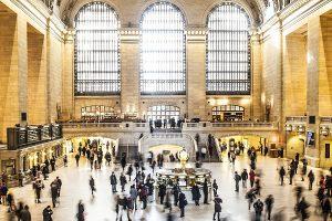 Central Station, New York