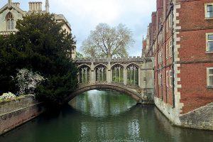 Cambridge, Seufzerbrücke