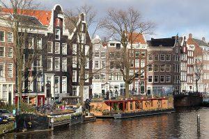 Amsterdam, Hausboote