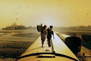 Szenenfoto - Slumdog Millionär