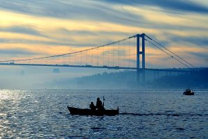 Istanbul, Bosporus