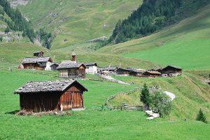 Langtauferer Alpen