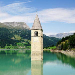 Reschensee, Südtirol