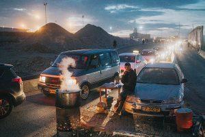 Palästina, Checkpoint