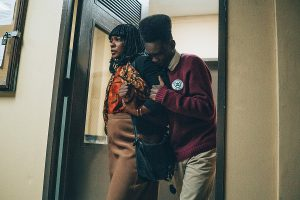 When they see us, Serie